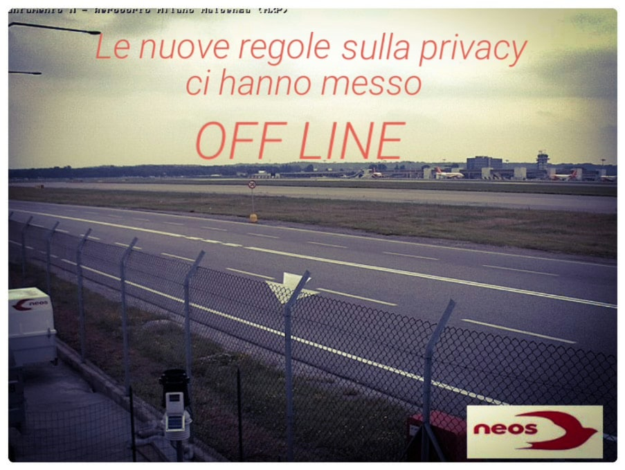 webcam malpensa